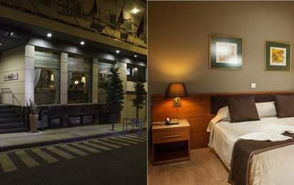Hotelli Ateena