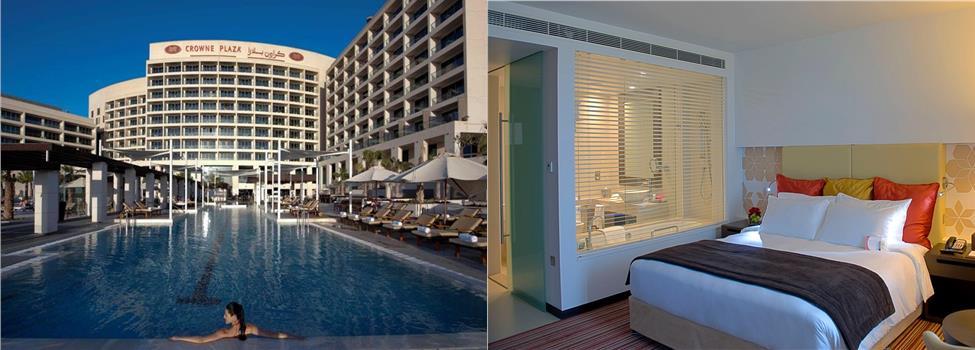 Crowne Plaza Hotel Abu Dhabi Yas Island, Abu Dhabi, Arabiemiraatit