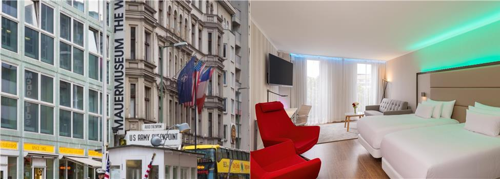 NH Collection Berlin Mitte am Checkpoint Charlie, Berliini, Saksa
