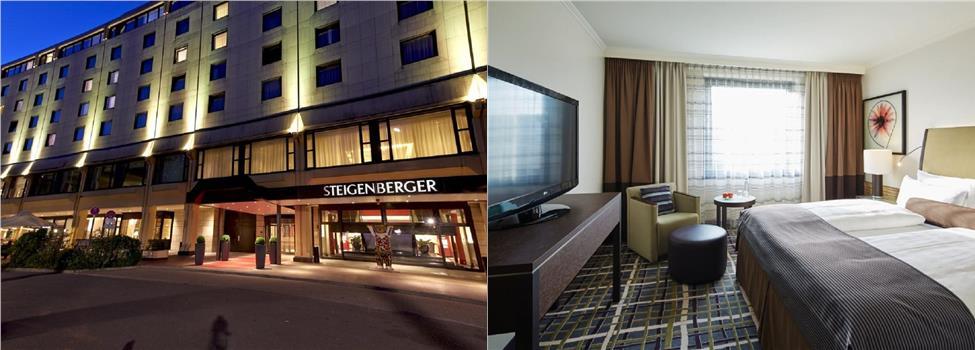 Steigenberger Hotel Berlin, Berliini, Saksa