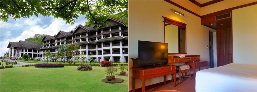 Imperial Golden Triangle Resort, Chiang Rai, Pohjois-Thaimaa, Thaimaa
