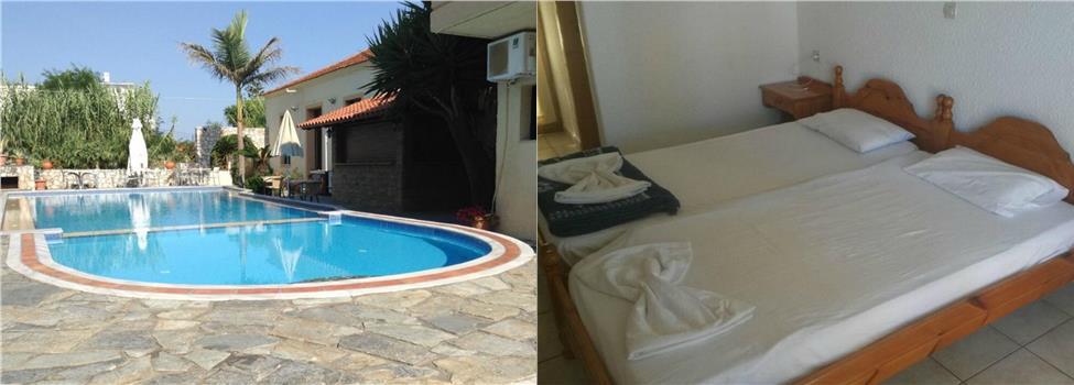 Lolas Apartment, Hanian rannikko, Platanias, Kreeta, Kreikka