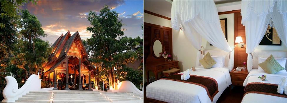 Centara Khum Phaya Resort and Spa, Chiang Mai, Pohjois-Thaimaa, Thaimaa