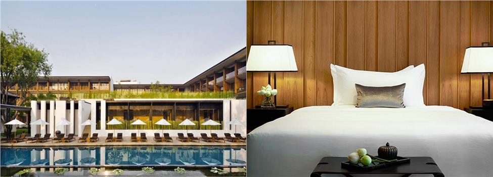 Anantara Chiang Mai Resort and Spa (x Chedi Chiang, Chiang Mai, Pohjois-Thaimaa, Thaimaa