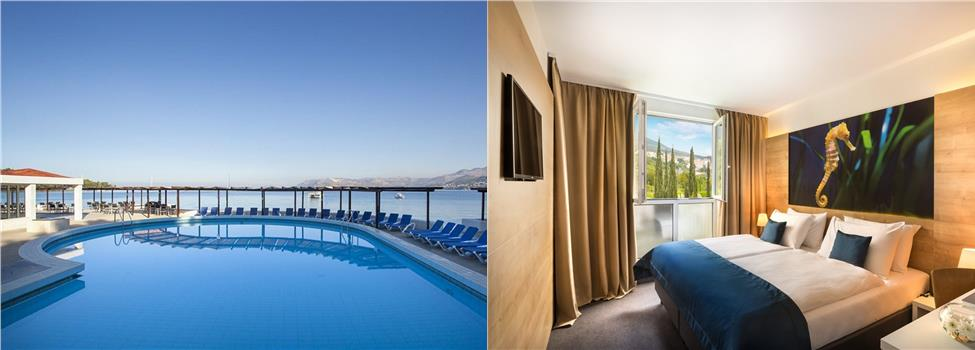 Remisens Hotel Epidaurus (ex Smart Selection Epida, Cavtat, Dubrovnikin alue, Kroatia