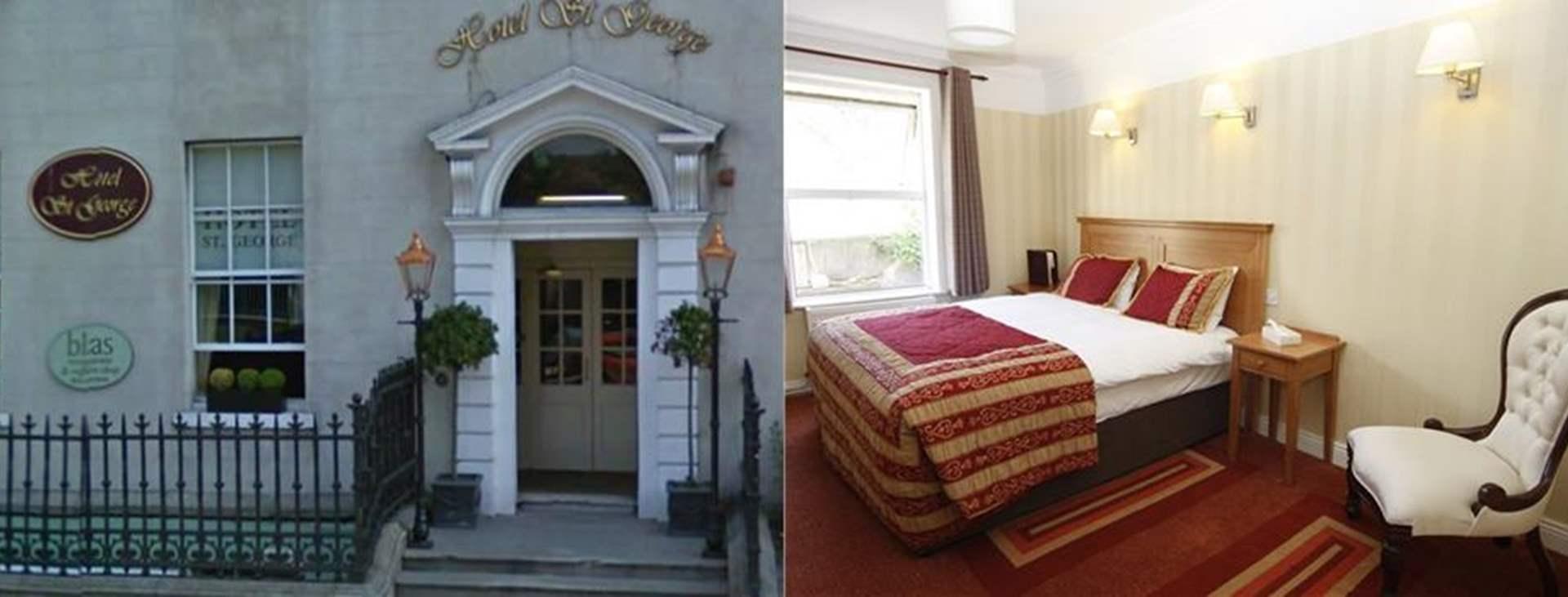 Hotelli St George