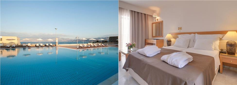 Miramare Resort and SPA, Agios Nikolaos, Kreeta, Kreikka