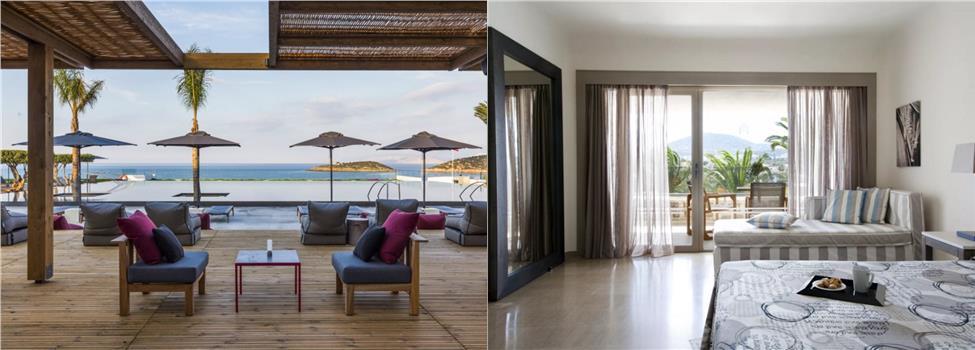 Minos Palace Hotel and Suites, Agios Nikolaos, Kreeta, Kreikka