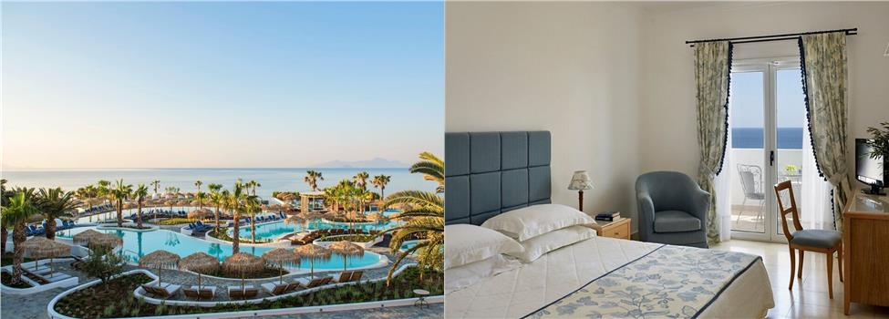 Mitsis Norida Beach Hotel, Kardamena, Kos, Kreikka