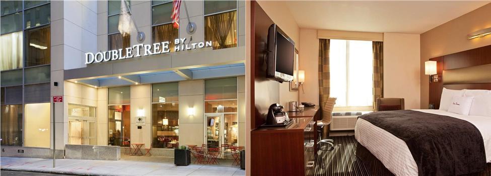 DoubleTree by Hilton New York Downtown (ex. Double, New York, Itäinen USA, Yhdysvallat