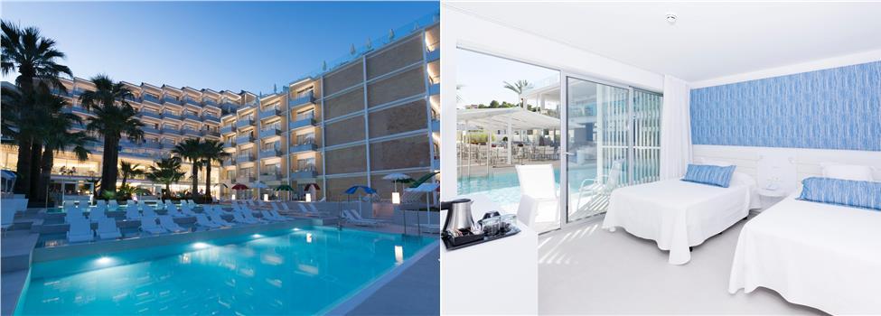 Msh Mallorca Senses Hotel Palmanova, Palma Nova-Magaluf, Mallorca, Espanja