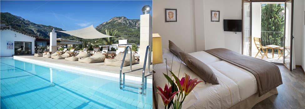 Gran Hotel Sóller, Puerto de Sóller, Mallorca, Espanja