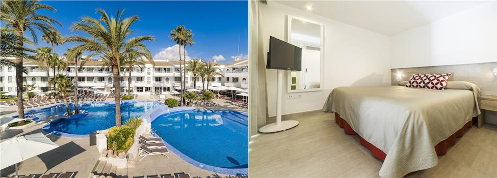 Hoposa Hotel & Apartments Villaconcha, Puerto Pollensa, Mallorca, Espanja