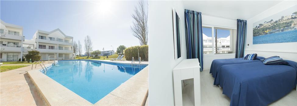 Apartamentos Habitat, Puerto Pollensa, Mallorca, Espanja