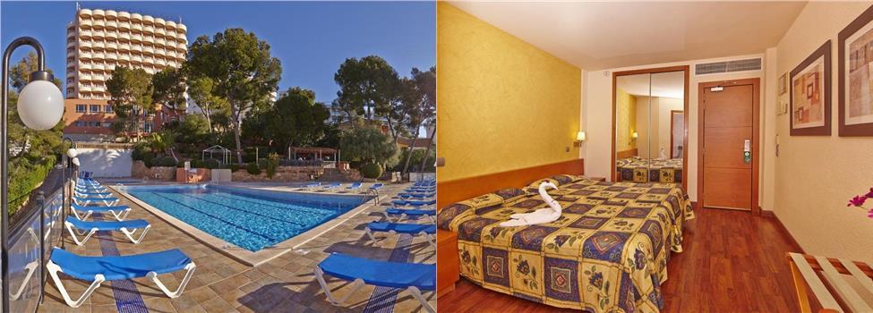 Mll Blue Bay Hotel, Cala Mayor, Mallorca, Espanja