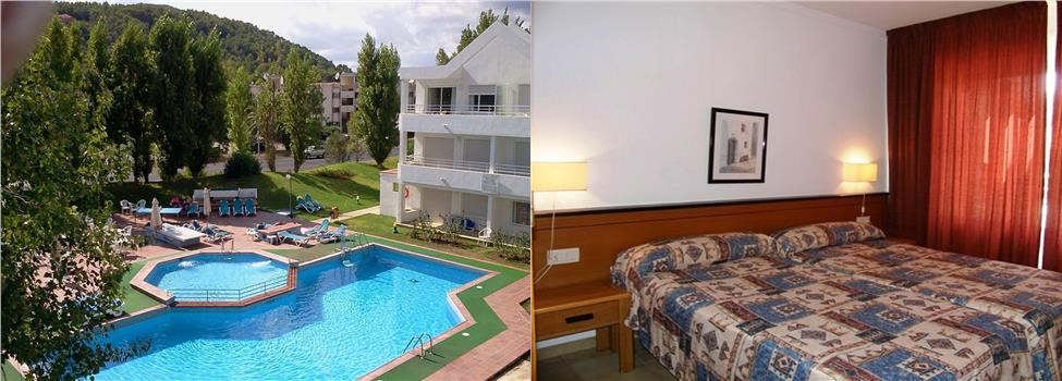 Habitat Apartments, Puerto Pollensa, Mallorca, Espanja