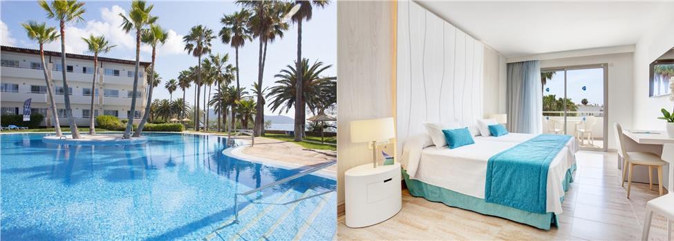 Grupotel Mallorca Mar (ex Esperanza), Cala Bona, Mallorca, Espanja
