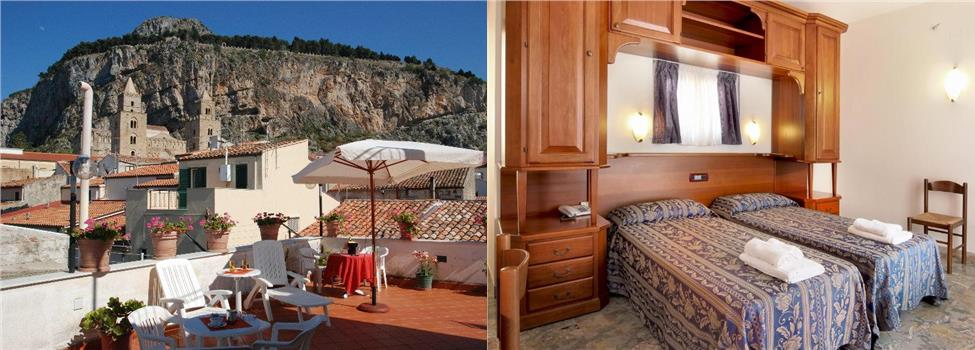 La Giara Hotel, Cefalu, Sisilia, Italia