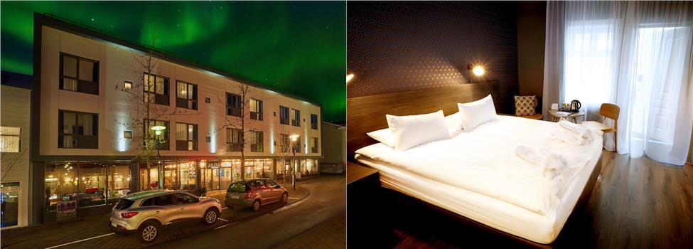 Alda Hotel Reykjavik, Reykjavik, Islanti