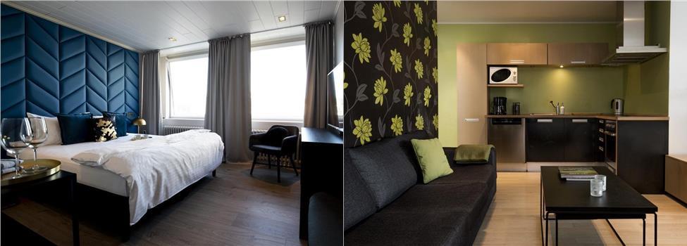 Room with a view Luxury Apartments, Reykjavik, Islanti
