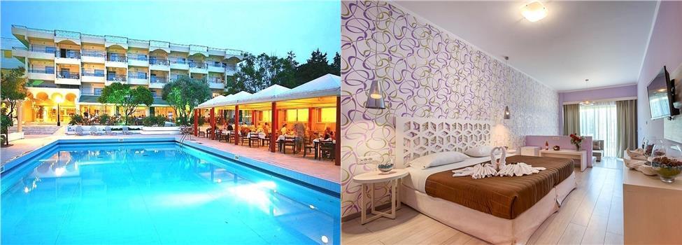 Filerimos Village Hotel, Rodoksen länsirannikko, Rodos, Kreikka