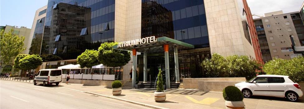 Atrium Hotel, Split, Splitin alue, Kroatia