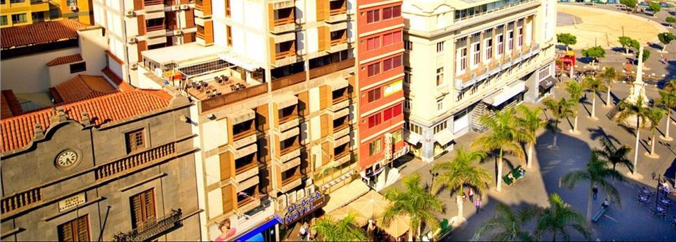 Adonis Plaza (ex Tenerife), Santa Cruz, Teneriffa, Kanariansaaret