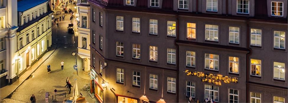 Savoy Boutique Hotel by TallinnHotels, Tallinna, Viro
