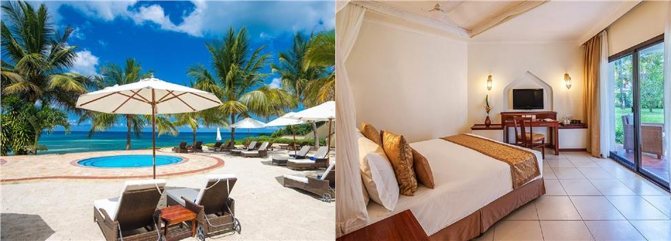 Sea Cliff Resort and Spa Hotel, Sansibar, Tansania
