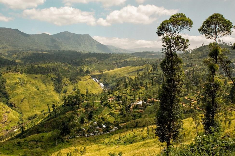 Sri Lankan kaunista luontoa