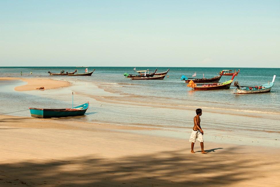 Kamala Beach, Phuket, Thaimaa
