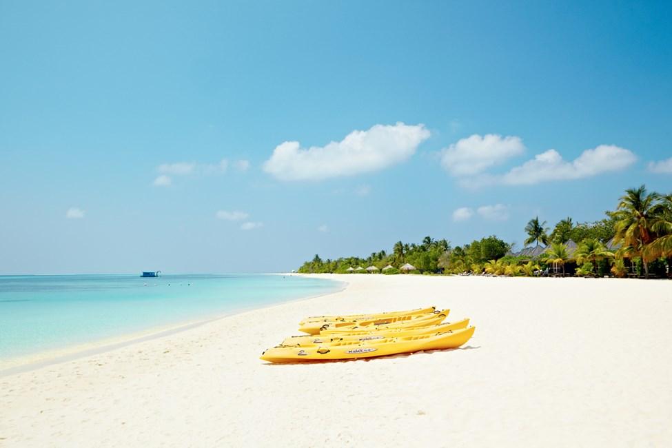 Kuredon saari, Malediivit