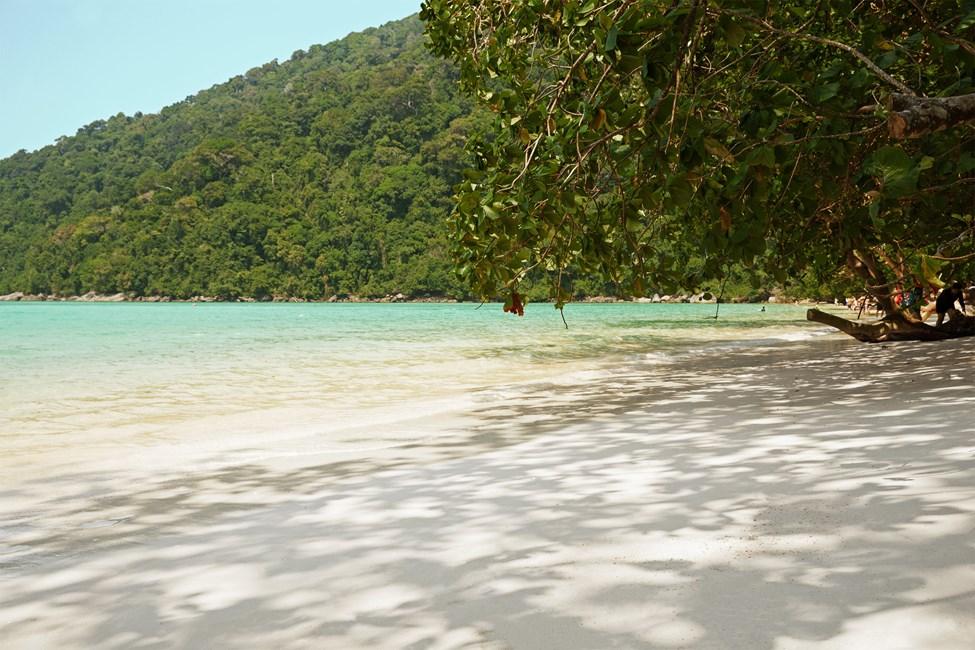 Retki Surin Islandille Khao Lakista, Thaimaa