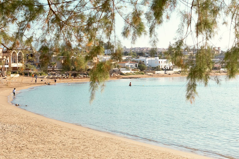 """Kato Daratson rantoja kutsutaan """"kultaisiksi rannoiksi"""" ja ne sopivat hyvin lapsille."""