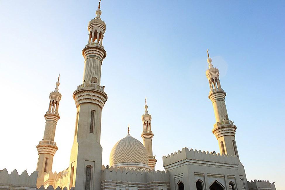 Moskeija Sheikh Zayed