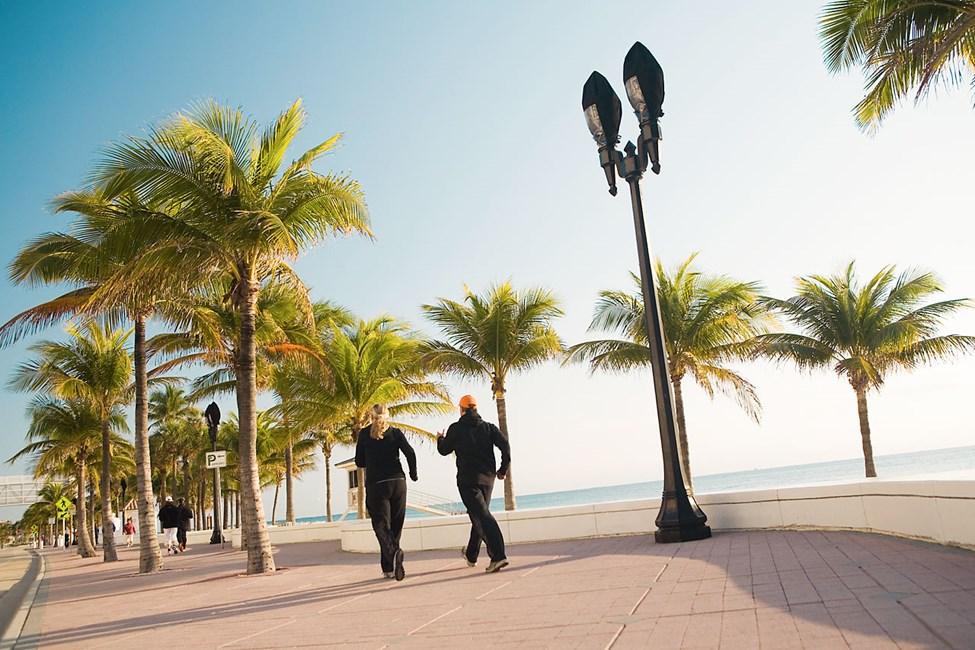 Fort Lauderdalen rantakatu