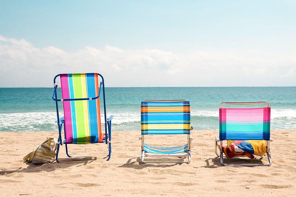 Rentoa rantaelämää Lauderdale by the Seassa