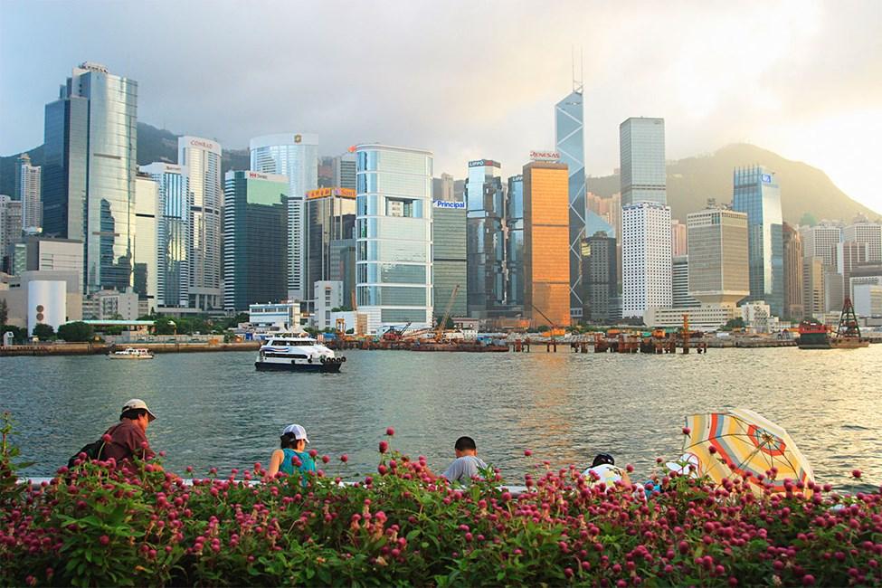 Hong Kongin saari