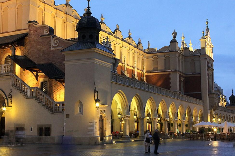 Vanhankaupungin tori, Krakova