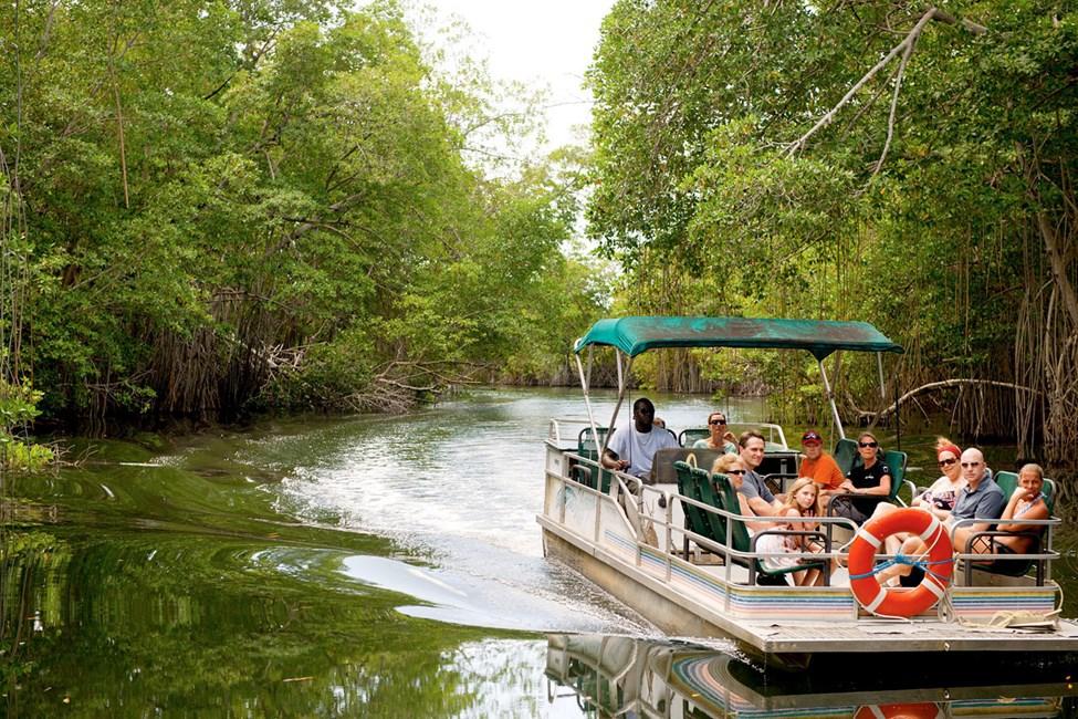 Black River – suosittu retki Montego Baystä