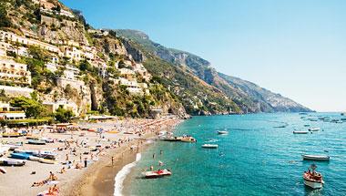 Amalfin Rannikko Italia Matkat Tjareborgilta