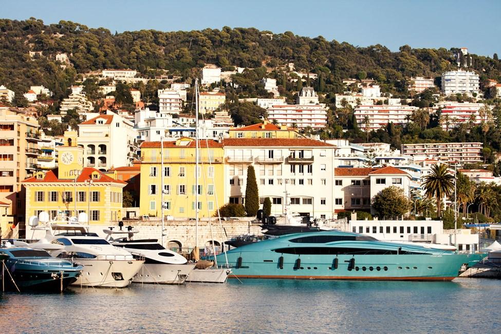 Nizzan vanha satama