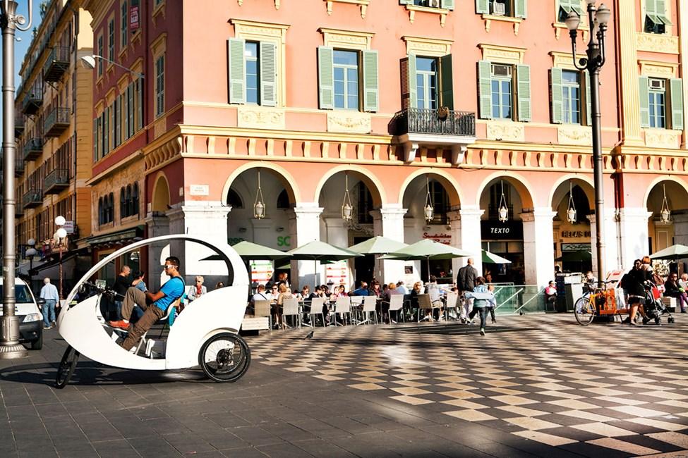 Place Massenna, Nizza