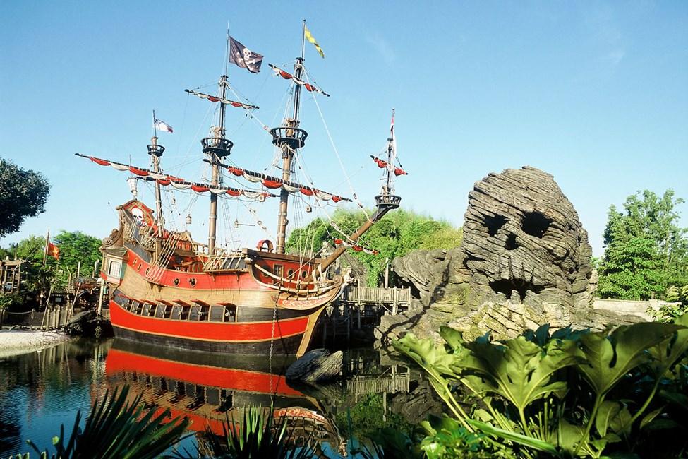 Yhdistä Pariisin kaupunkilomaan vierailu Disneylandissa