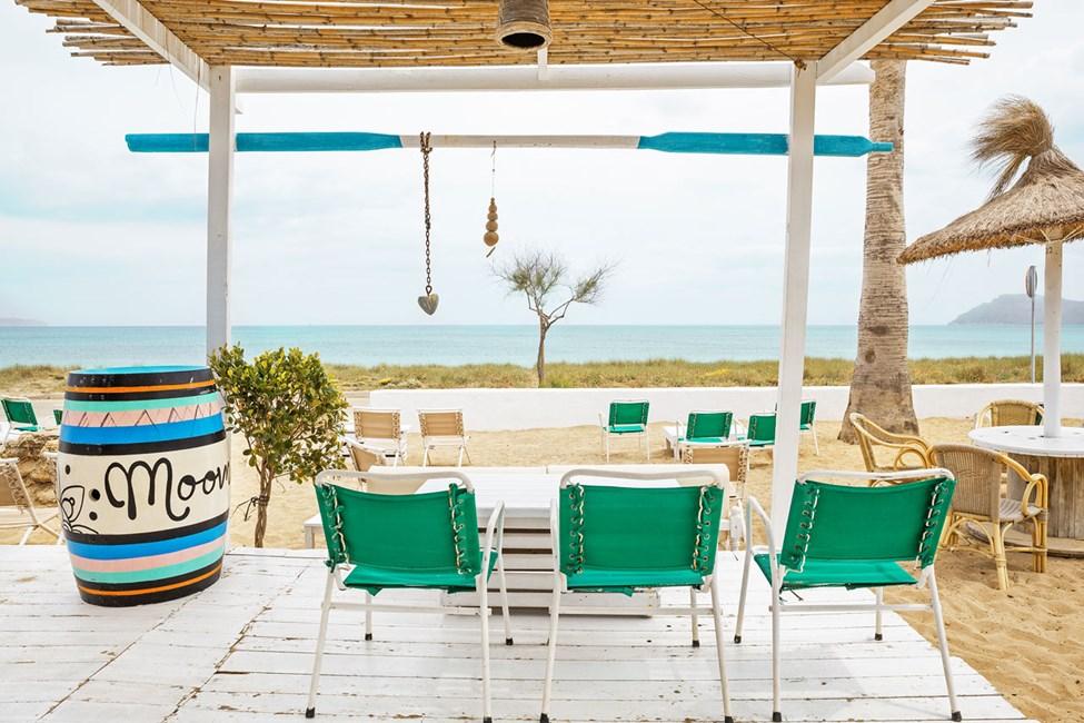 Moomba Beach Café, Son Serra de Marina