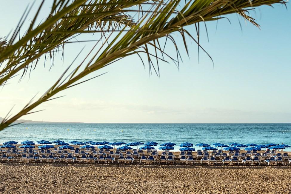 Playa de las Vistas -ranta