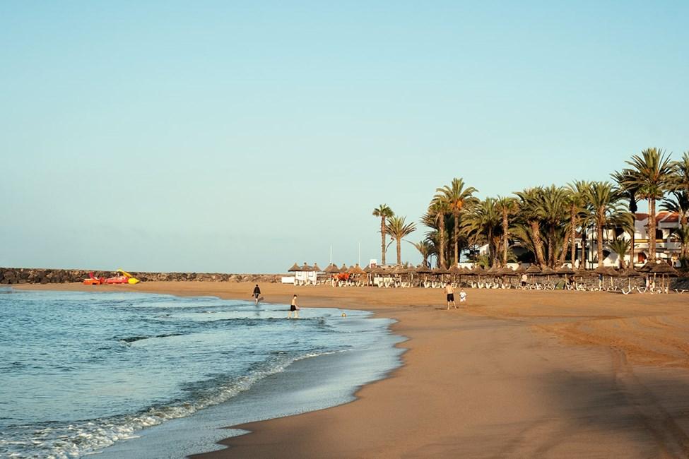 Playa del Camison -ranta