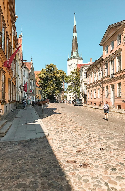 Pyhän Olavin kirkko (Oleviste kirik)