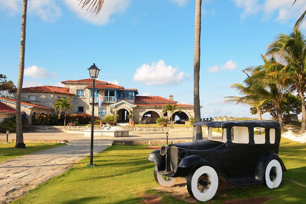 Kalaravintola Casa de Al, vaihtoehtoisesti Al Caponen talo 1928-1929.