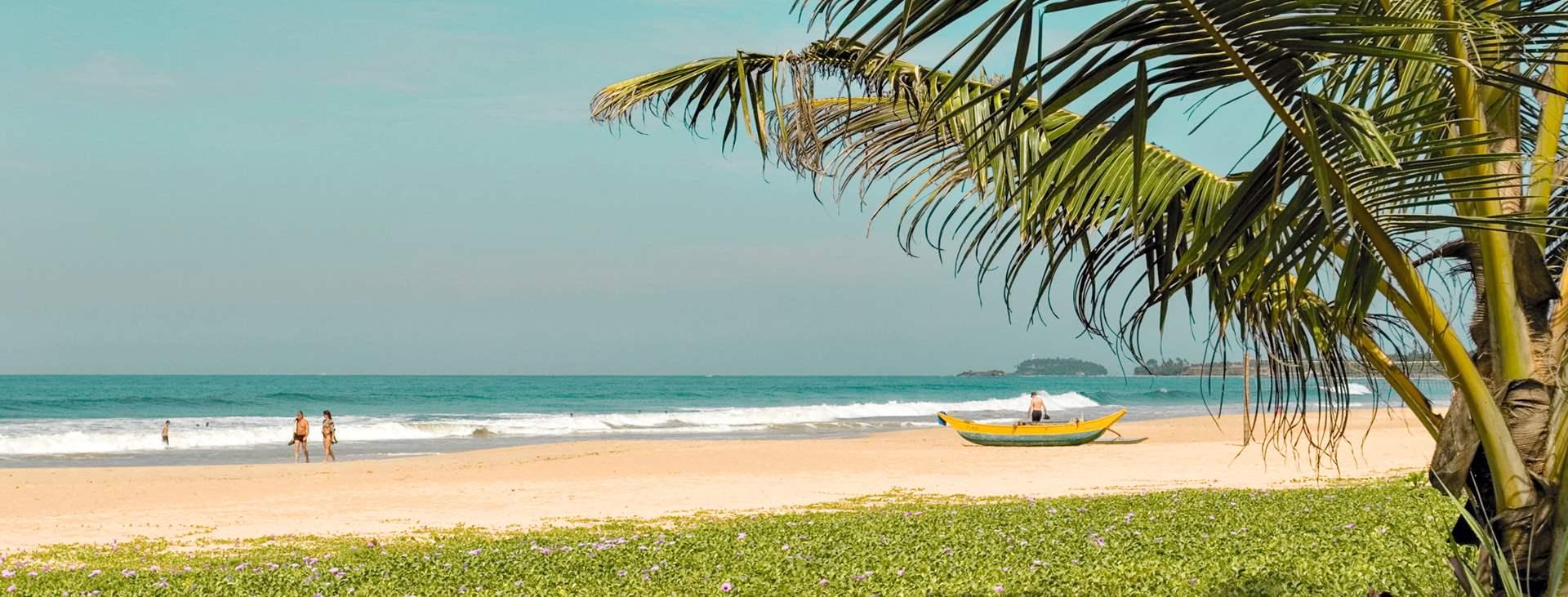 Varaa matkasi Tjäreborgilta Bentotaan, Sri Lankaan